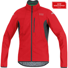 GORE BIKE WEAR ELEMENT WS AS herenjas rood